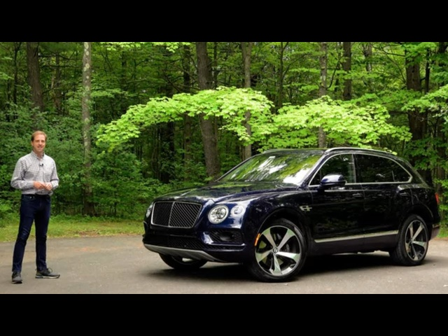 2020 <em>Bentley</em> Bentayga V8 | If Only You Had Saved Your Money