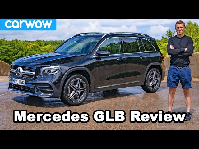 Mercedes GLB 2021 review - it's a half-price GLS!