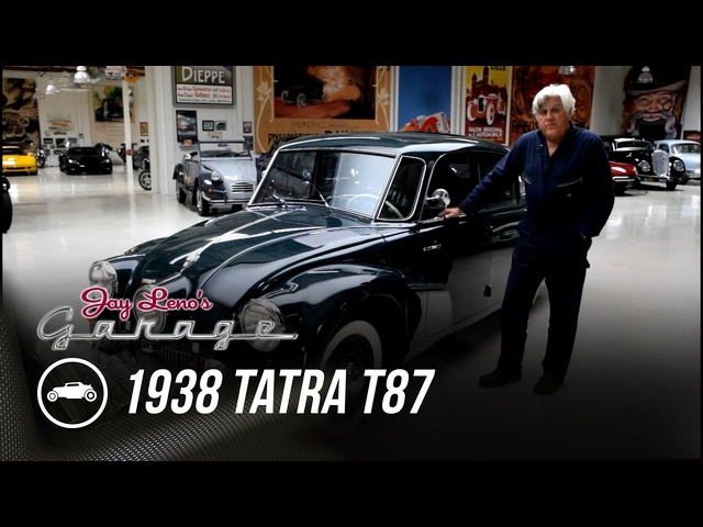 The Nazi Killer: 1938 Tatra T87 - Jay Leno's Garage