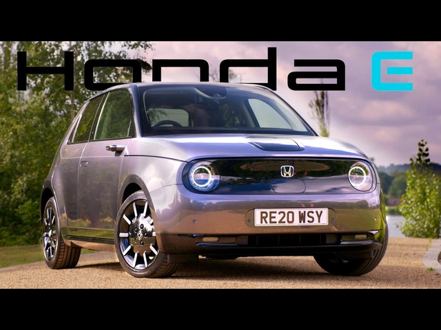 <em>Honda</em> E: In-Depth, Electric Car Road Review | Carfection 4K