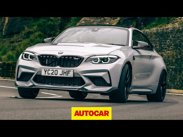BMW M2 CS 2020 review | fastest and lastest M2 driven | Autocar