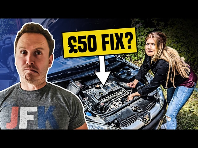 Can We Fix An Overheating Car For £50?