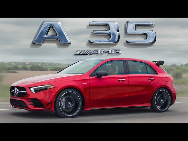 The 2020 Mercedes-AMG A35 is the NEWEST Hot Hatch