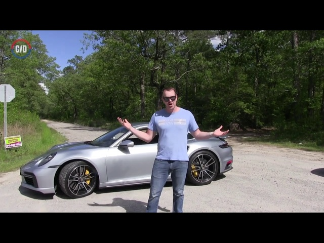 We Get Our Hands On the 2021 Porsche 911 Turbo S