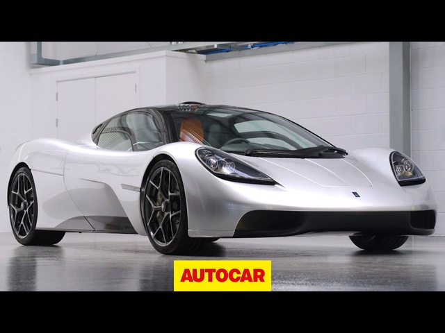 Gordon Murray Automotive T.50 reveal and interview - full details | Autocar