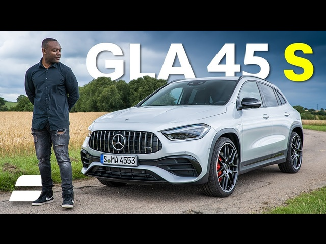 Mercedes GLA 45S Review: An A45 for ADULTS | 4K
