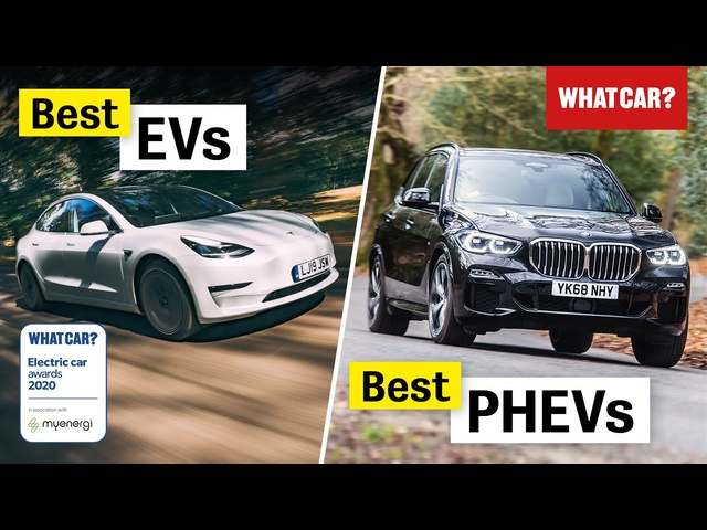 BEST electric cars and plug-in hybrids in EVERY class – revealed! | What Car?