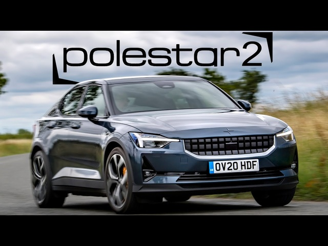 Polestar 2 Review: Volvo Takes Aim At TESLA | Carfection 4K