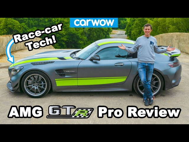 Mercedes-AMG GT R PRO review: see why it's worth £190,000!
