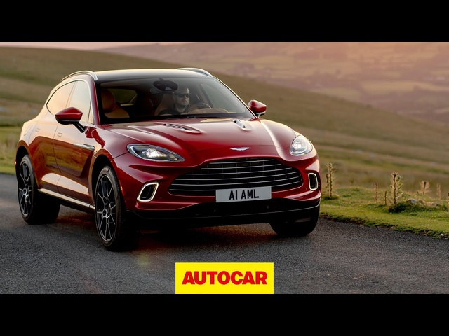 Aston Martin DBX review | new V8 Aston SUV on test | Autocar