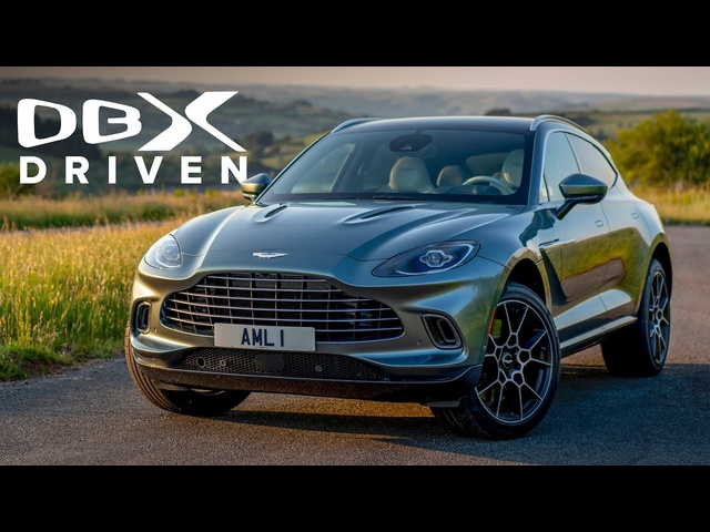 Aston Martin DBX: Road Review | Carfection 4K