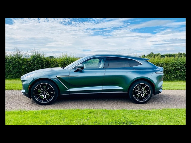 Aston Martin DBX full review. Why this SUV will be a game-changer for Aston.