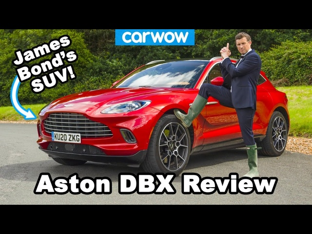 Aston Martin DBX review: see how quick it is ON & OFF-ROAD!