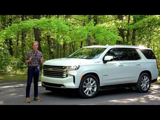 2021 Chevrolet Tahoe High Country | Bigger, Better, But....