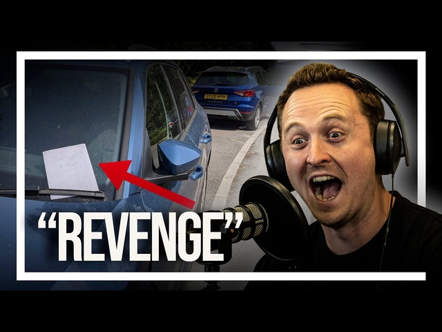 How To Get Revenge On A Parking Spot Thief | Your Car Stories