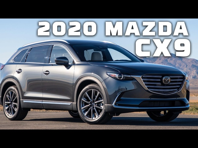 2020 Mazda CX-9 Signature: What You Need to Know | MotorTrend
