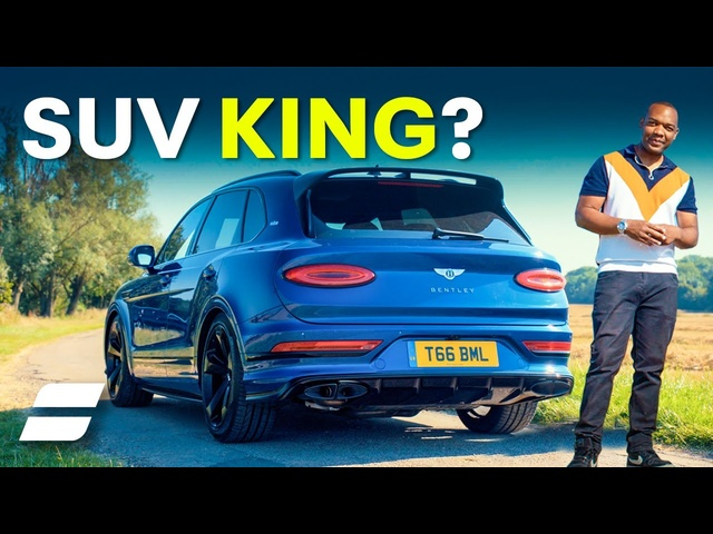 2021 <em>Bentley</em> Bentayga Review: The SUV KING? | 4K