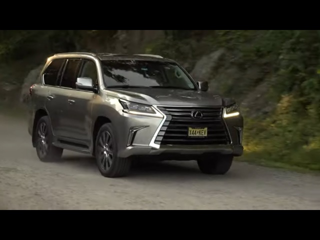 2020 Lexus LX 570 | Proof that Dinosaurs are NOT Extinct