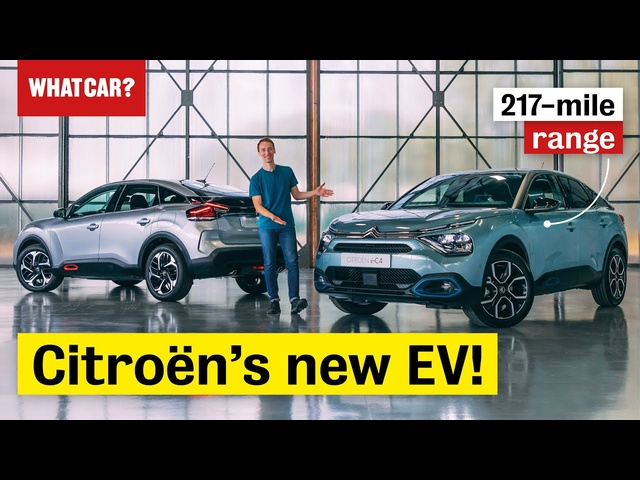 2021 Citroën C4 and electric ë-C4 revealed - details on a new electric VW Golf rival | What Car?