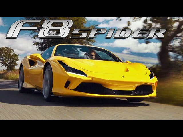 Ferrari F8 Spider: Road Review | Carfection 4K
