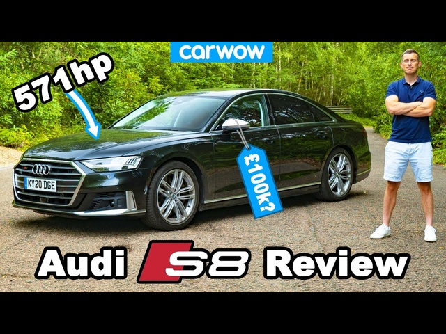 New Audi S8 review: is it really worth £100K?