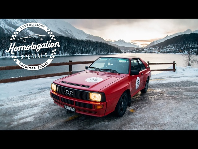 1985 Audi Sport Quattro: The Group B Homologation Special