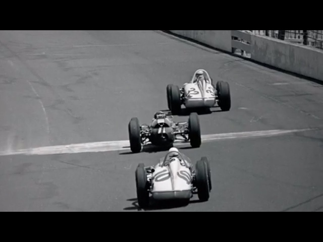 Inside the 1963 Indy 500 | MotorTrend