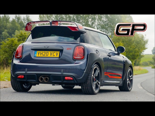 2020 Mini JCW GP Review: It's WILD! | Carfection 4K