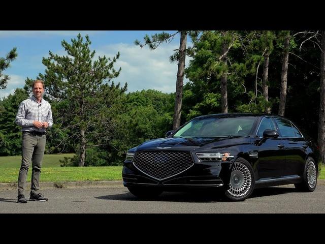 2020 Genesis G90 | The Bold & The Beautiful