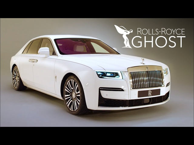 2021 Rolls-Royce Ghost: In-Depth First Look | Carfection 4K