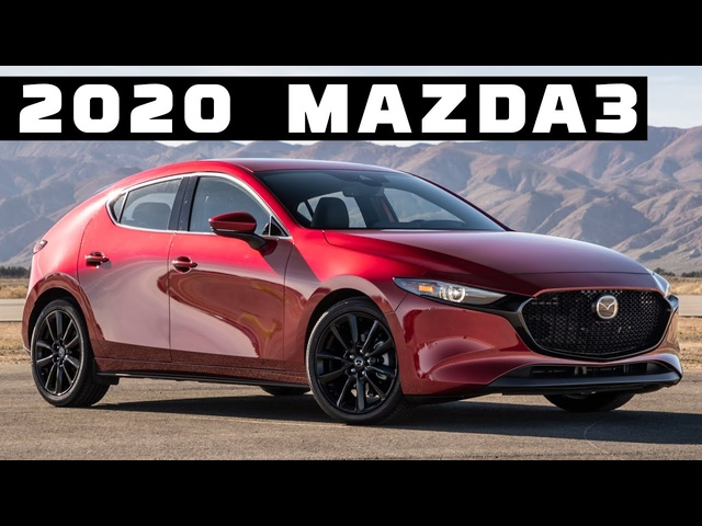 2020 Mazda3 Premium AWD Hatchback! What You Need to Know | MotorTrend