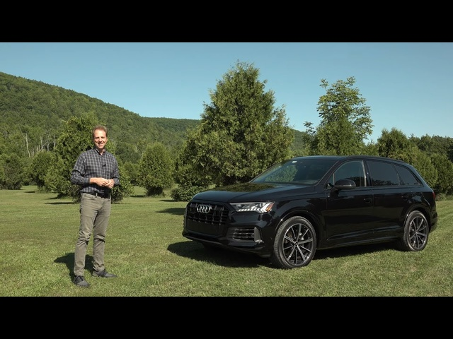 2020 Audi Q7 55 | Supercharged No Longer