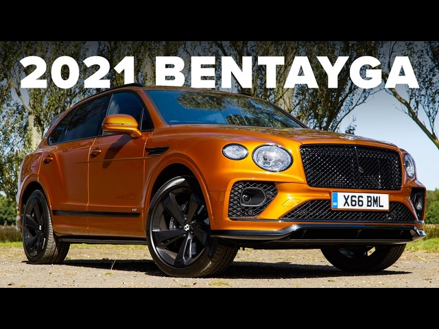 NEW <em>Bentley</em> Bentayga 2021: Road Review | Carfection 4K