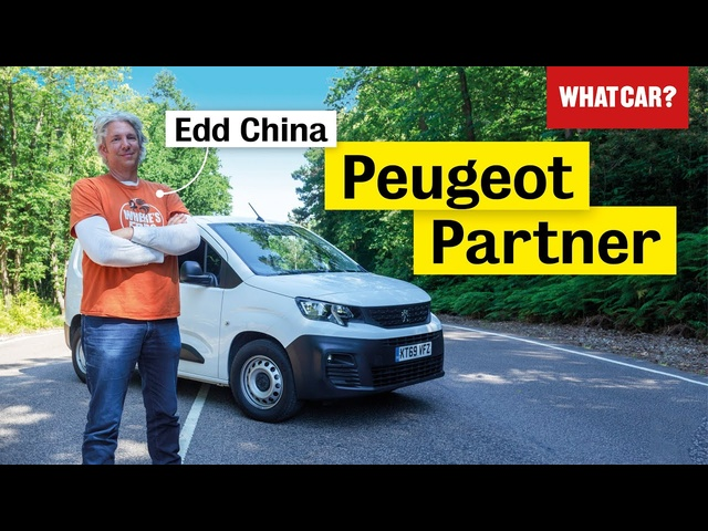 2021 Peugeot Partner van review | Edd China's in-depth review | What Car?