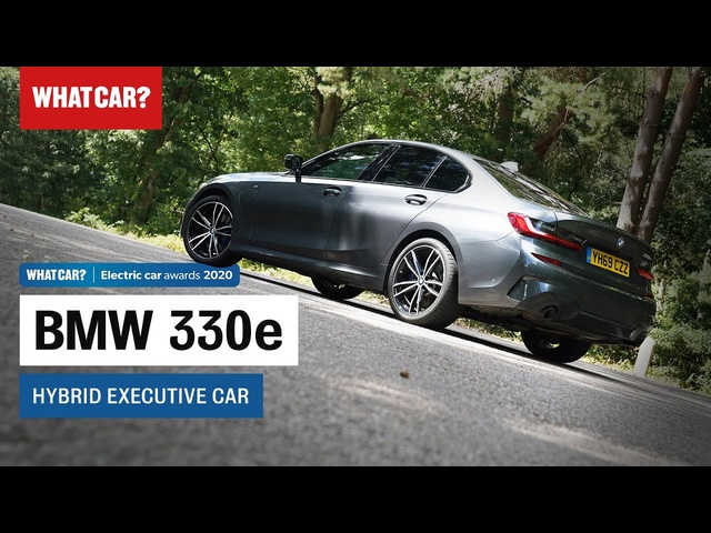 Why the BMW 330e Plug-in Hybrid is a What Car? Electric Car Awards winner | What Car? | Sponsored
