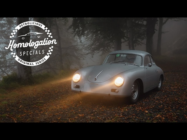 1959 Porsche 356 Carrera GS/GT: Four-Cam Coupe