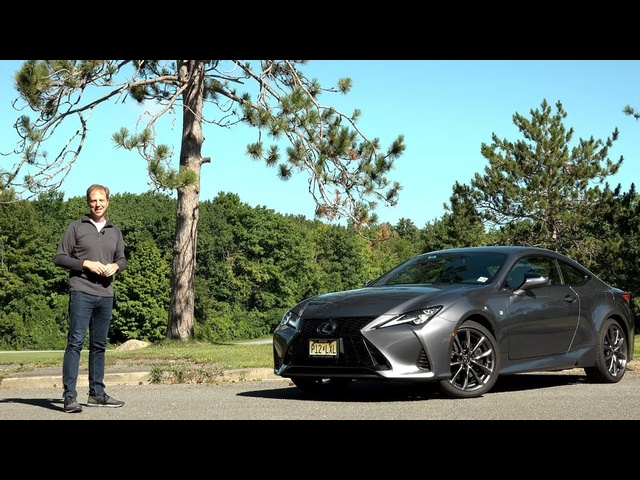 2020 Lexus RC 350 F SPORT | Should you RWD or AWD?