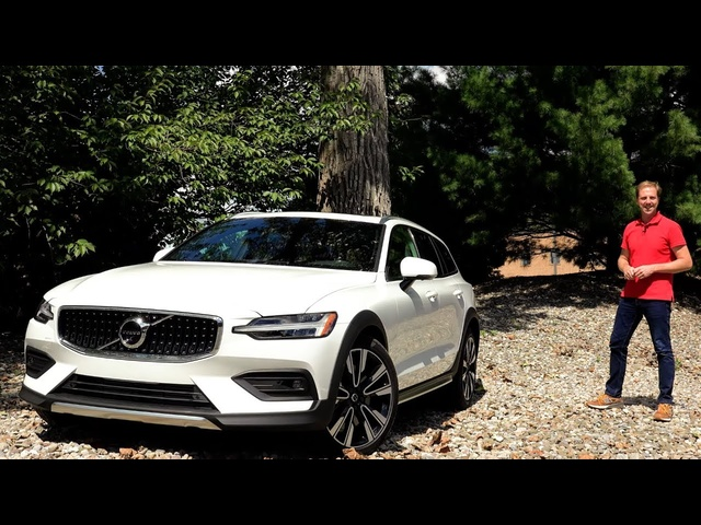 2021 Volvo V60 Cross Country | New Scandinavian Cooking