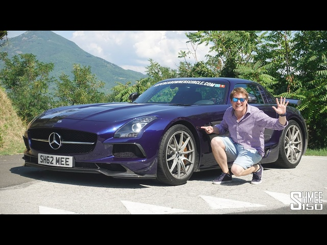 TUNNEL CHAOS! SLS Black Series Adventure with My Top 5 Things ILove