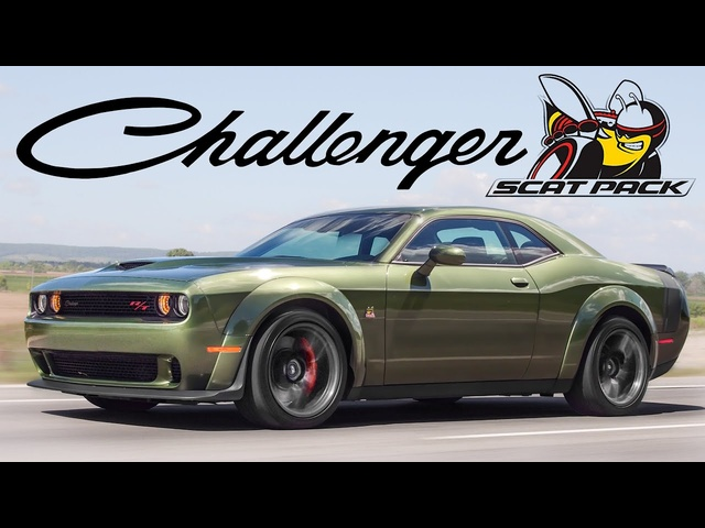 DON'T Drive aHellcat before buying a2020 Dodge Challenger SRT 392 SCAT PACK Widebody