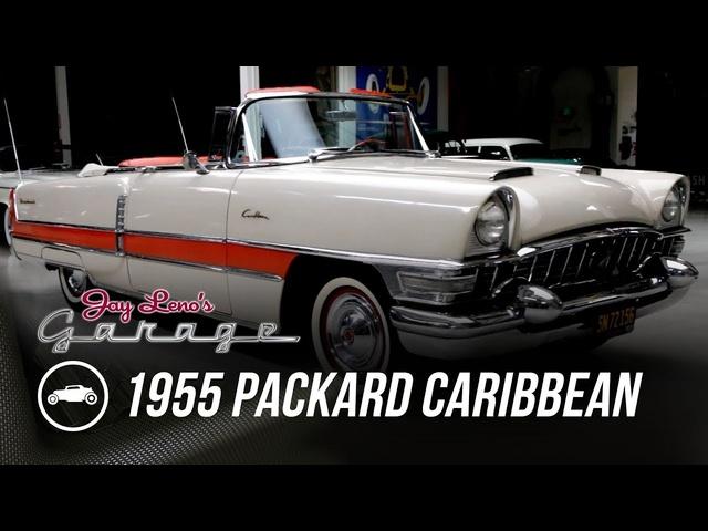 1955 Packard Caribbean -Jay Leno's Garage