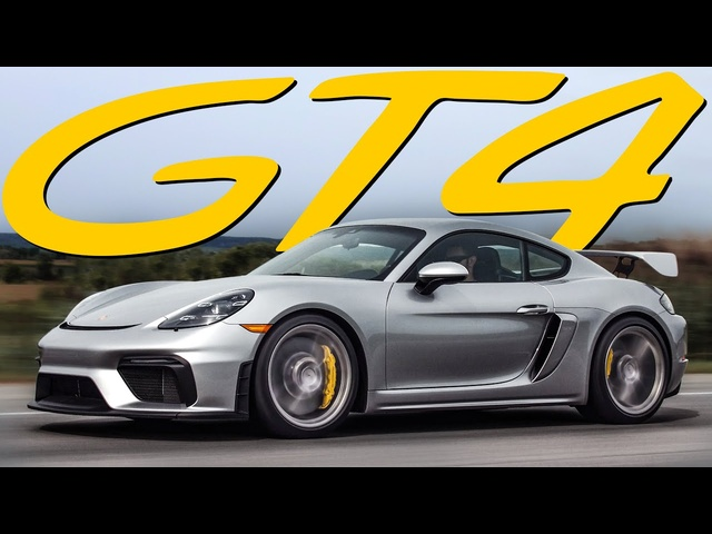 Better Value than a Porsche 911 GT3? - 2020 Porsche Cayman GT4 Review