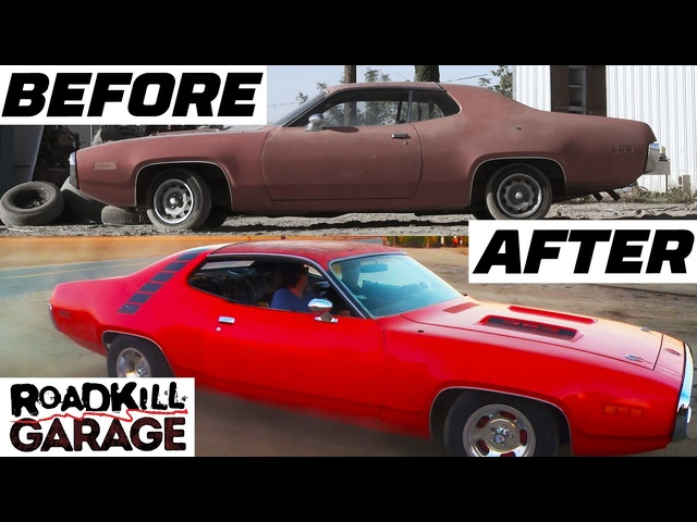 "Rebuilding a ""Dream Car"" Road Runner! 