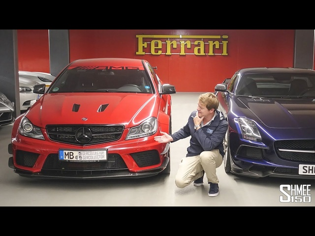 Buying a C63 AMG Black Series for My Collection?