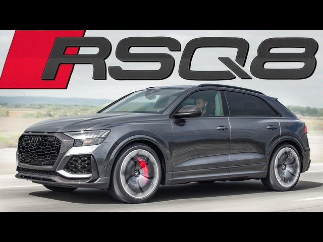 Lamborghini Urus on a Budget? 2020 Audi RSQ8 Review