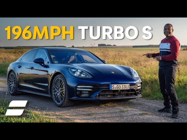 NEW Porsche Panamera Turbo S: The Secret Supercar | 4K
