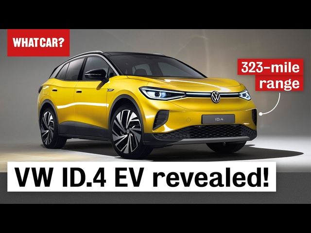 New VW ID 4 electric SUV – enough to take on the Tesla Model Y? | What Car?