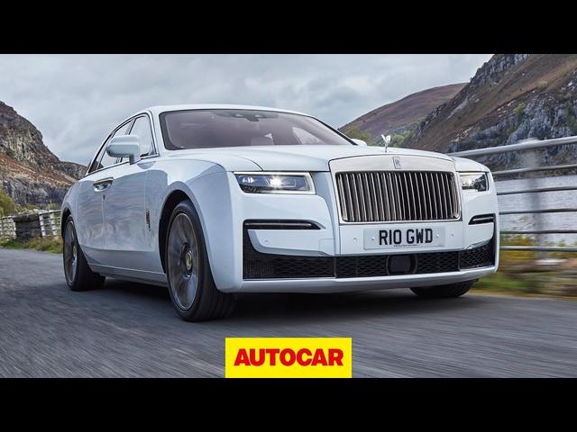 Rolls-Royce Ghost review   luxury Rolls driven   Autocar