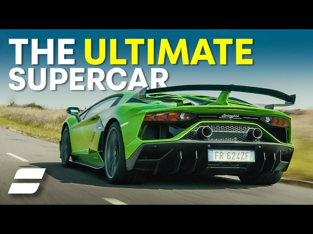 NEW Lamborghini Aventador SVJ Review: The ULTIMATE Supercar? 4K