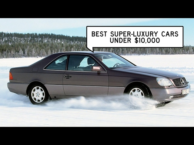 Look Like aKing for Less than $10,000: Window Shop with Car and Driver